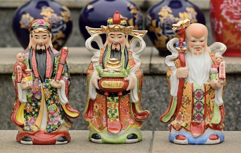 Porcelanas chinesas para a venda imagens de stock