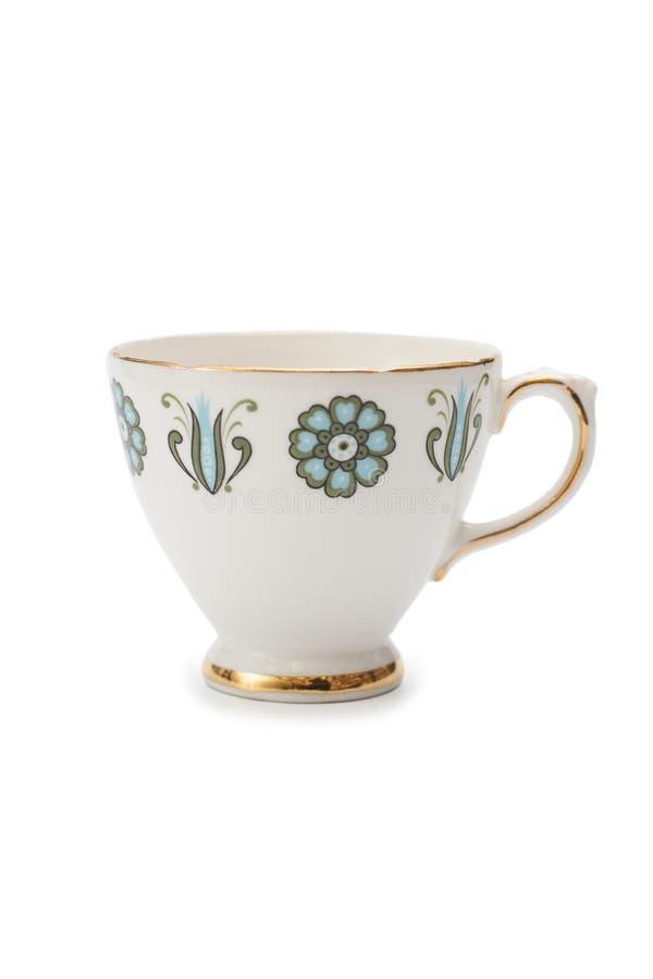 porcelanowa filiżanka obraz royalty free