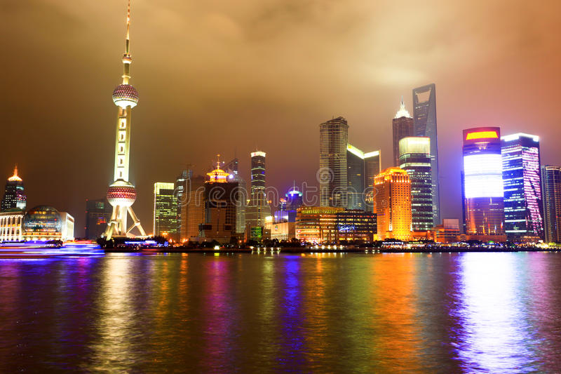 porcelanowy Shanghai zdjęcie royalty free