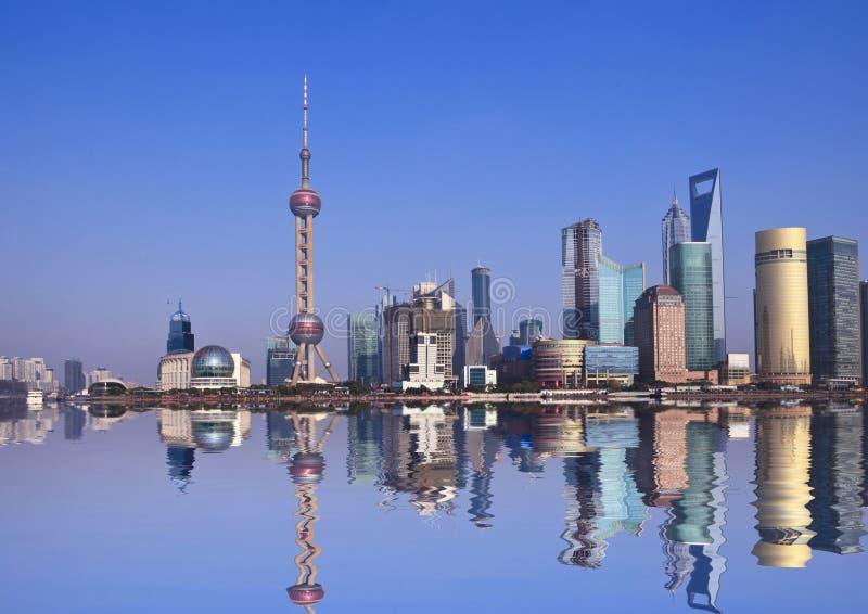porcelanowy Shanghai fotografia royalty free