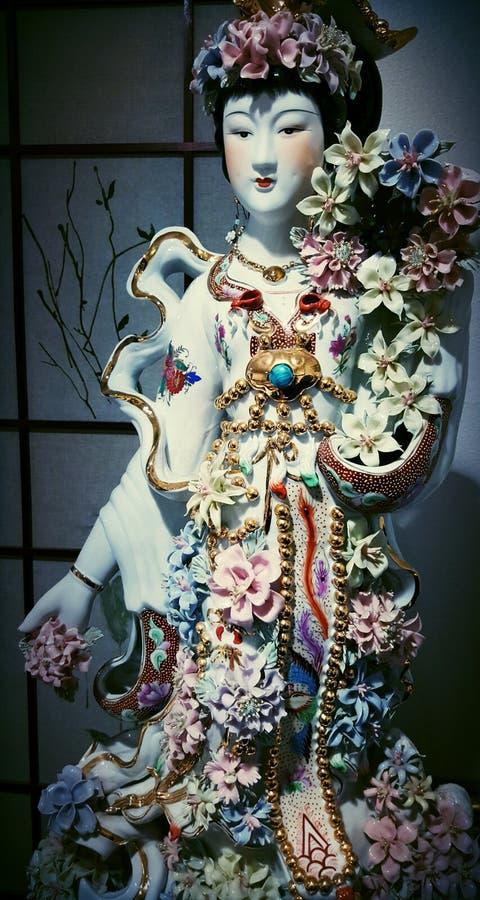 Porcelany doskonałość zdjęcie royalty free