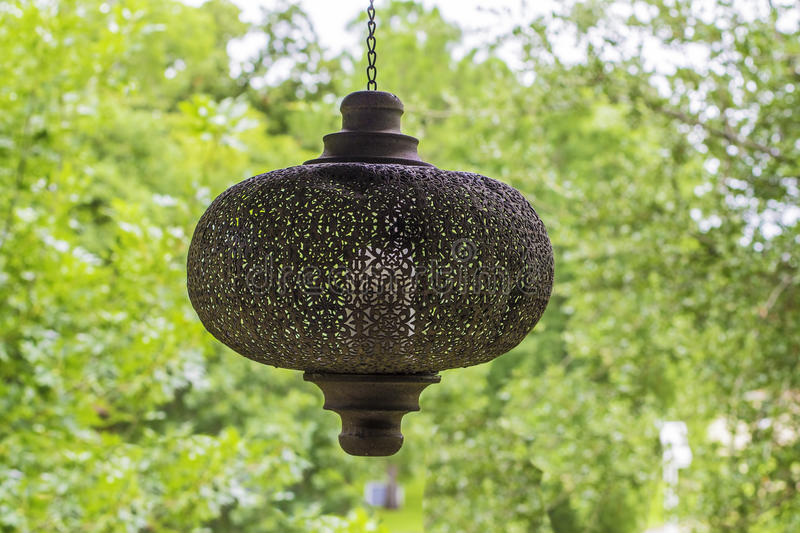Porch Light royalty free stock photos