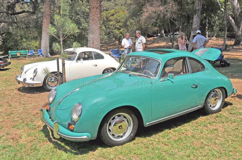 Download Porche Classics editorial stock photo. Image of vintage - 42892793