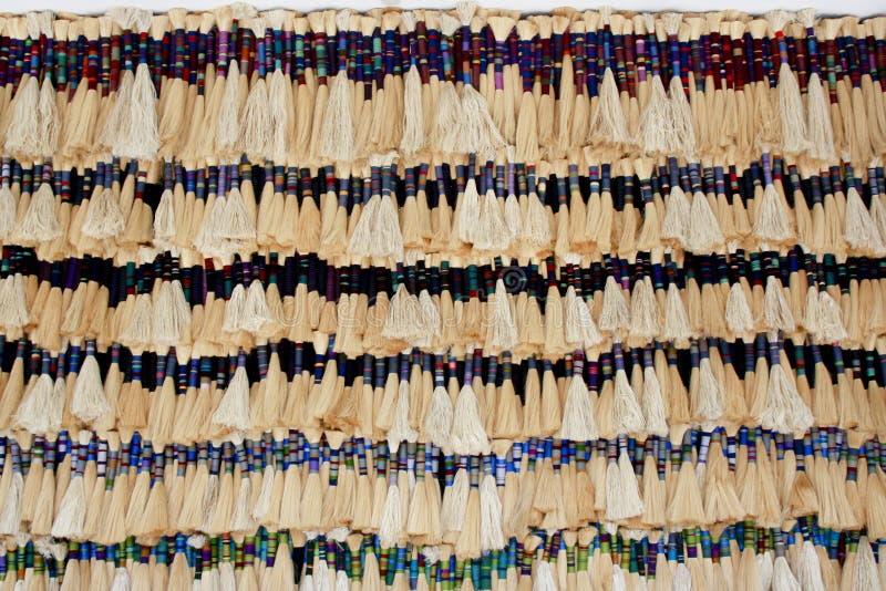 Porciones de lanas fotos de archivo