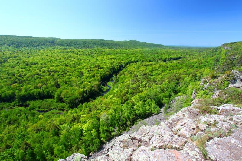 porcupine πάρκων βουνών κράτος στοκ εικόνες