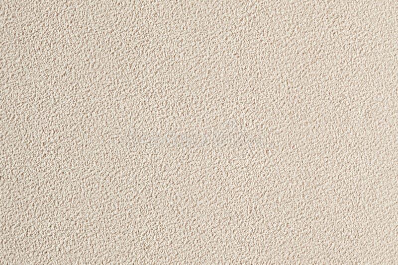 Poreus textuurbeige behangmacro royalty-vrije stock afbeeldingen