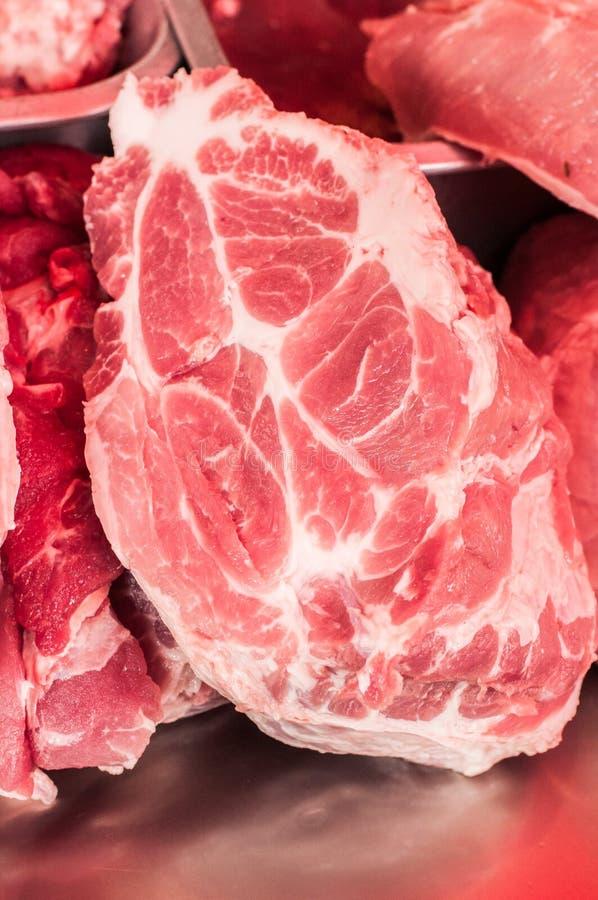 Download Pork stock image. Image of fresh, beef, bloody, pork - 26914499