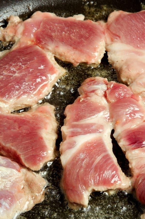 pork royaltyfria foton