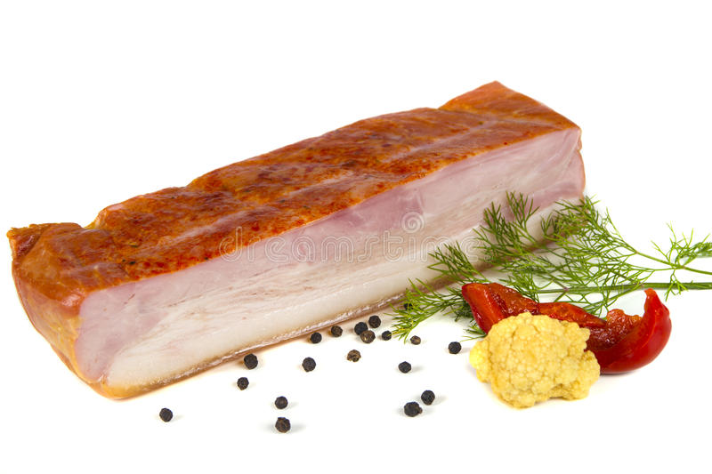 Pork Bacon Stock Images