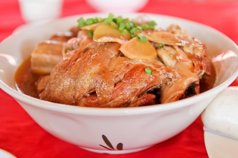 Download Pork Braised In White Dish Large Stock Photo - Image: 83700500