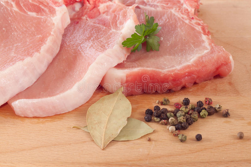 Download Pork Chop Stock Photography - Image: 18675362