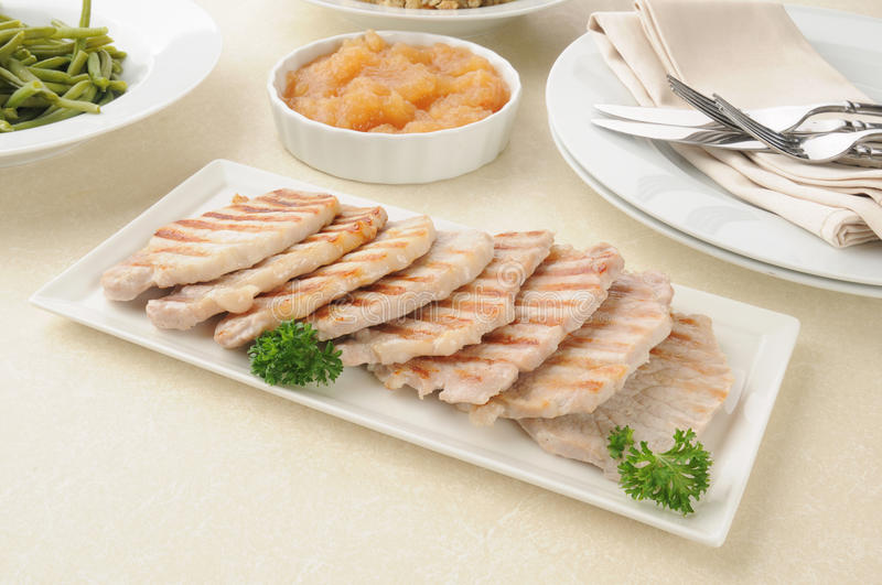 Download Pork Chop Stock Photography - Image: 28607192