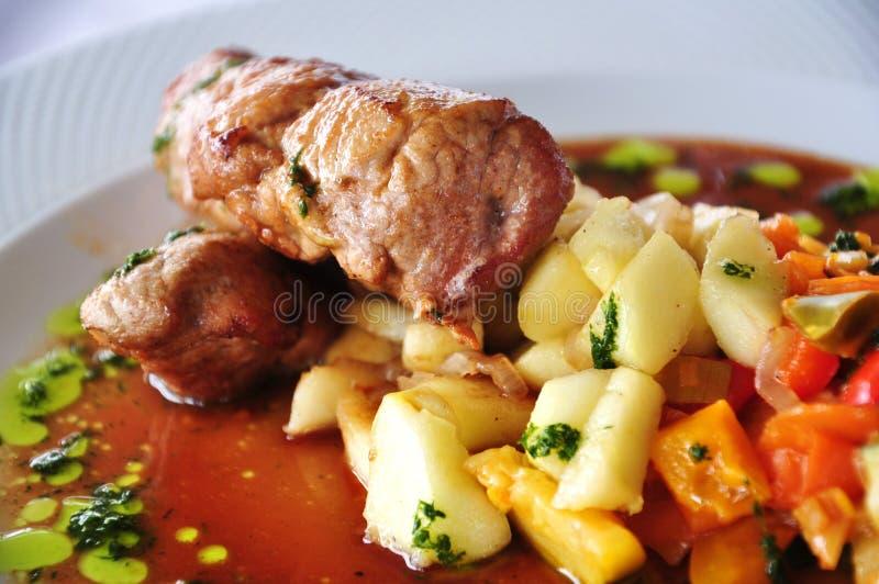 Download Pork fillet stock photo. Image of restaurant, nutritious - 24358416