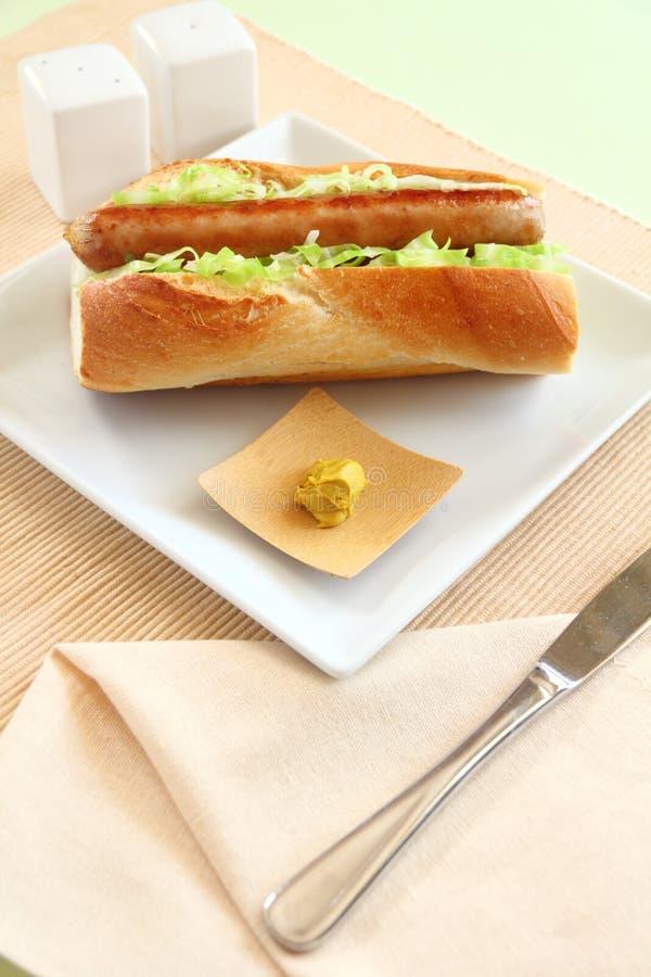 Download Pork Hot Dog Royalty Free Stock Images - Image: 27650559