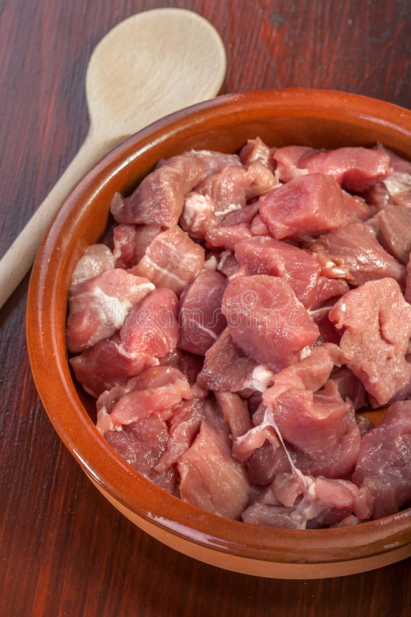 Pork meat stock images