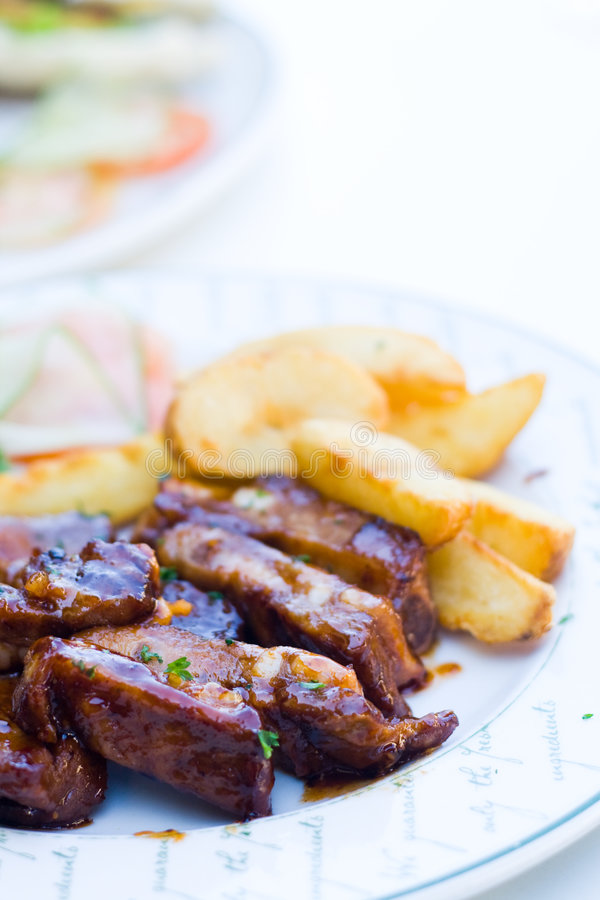 Download Pork Ribs Stock Images - Image: 8488194