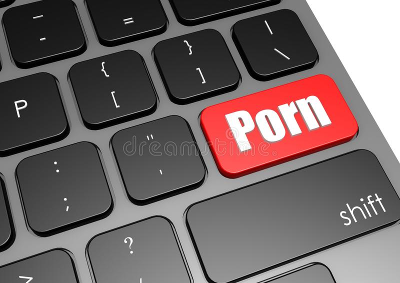 Download With black keyboard stock illustration. Image of lewd - 31937380