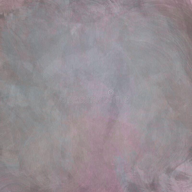 Porpora malva indossata fondo semplice di sembrare di lerciume strutturata illustrazione di stock