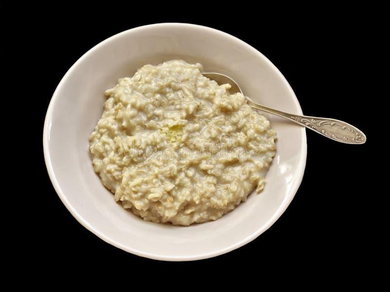 porridge royaltyfri fotografi