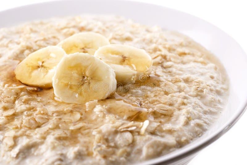 Porridge fotografie stock libere da diritti