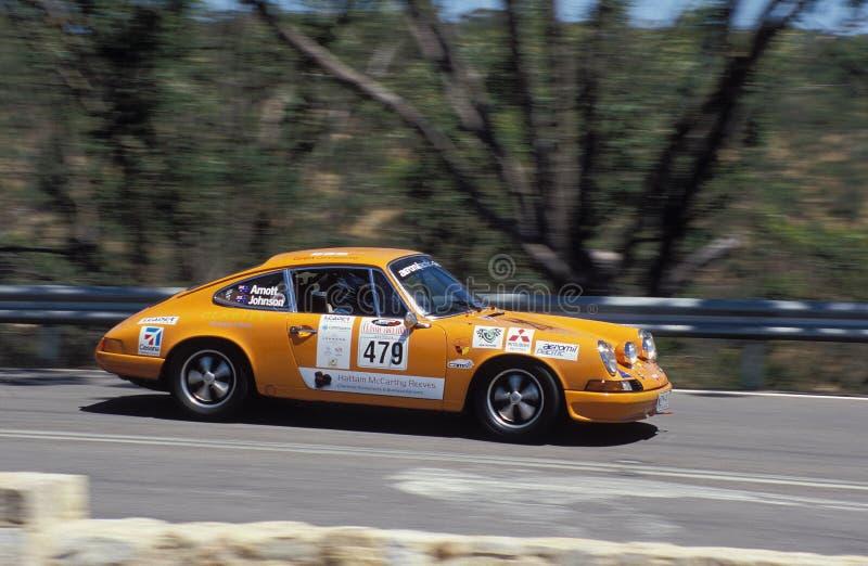 Porsche 1971 911 stockfotos
