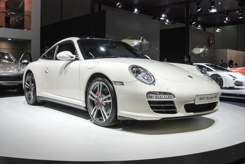 Porsche 911 stock afbeelding