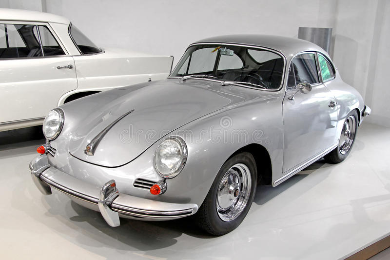 Porsche 356 royalty-vrije stock foto