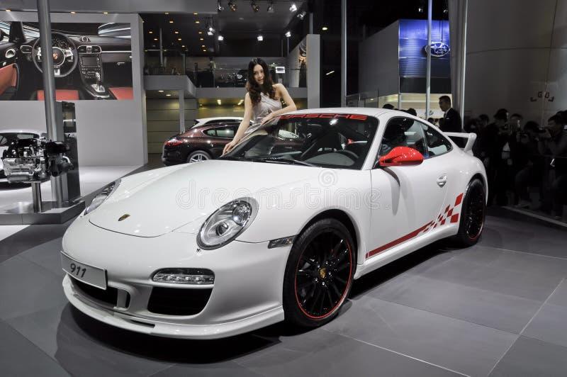 Porsche 911 fotografie stock
