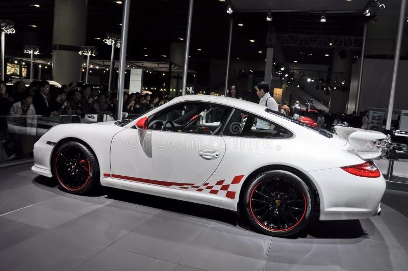 Porsche 911 immagini stock libere da diritti