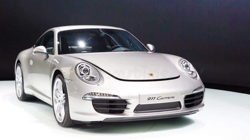 Porsche 911 Carrera fotografia de stock