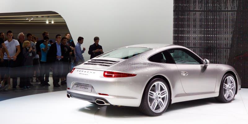 Download Porsche 911 Carrera editorial photography. Image of prestige - 21371252