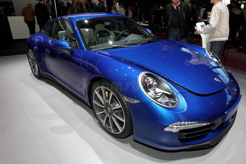 Porsche 911 Carrera 4S lizenzfreies stockfoto