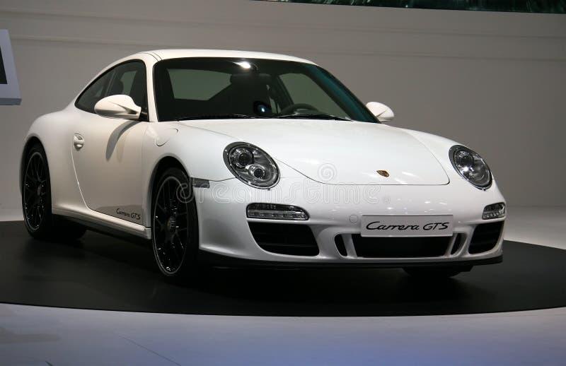 Porsche 911 Carrera GTS Cabriolet Editorial Image