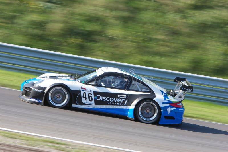 Download Porsche 911 GT3 R editorial stock image. Image of netherlands - 23227644