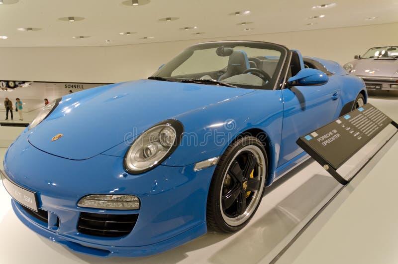 Porsche 911 Speedster Editorial Photography