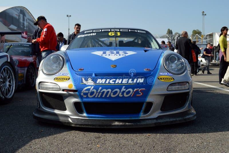 Porsche 911 Supercup fotos de stock