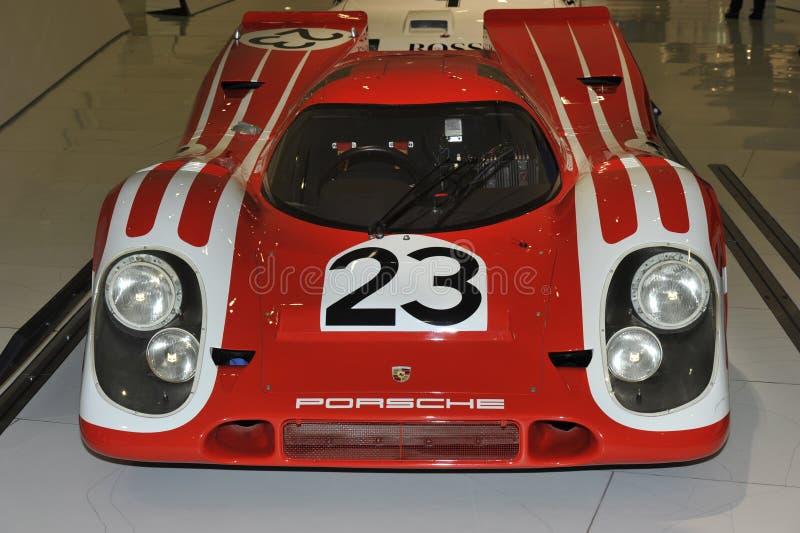 Porsche 917 KH Coupé stockfotografie