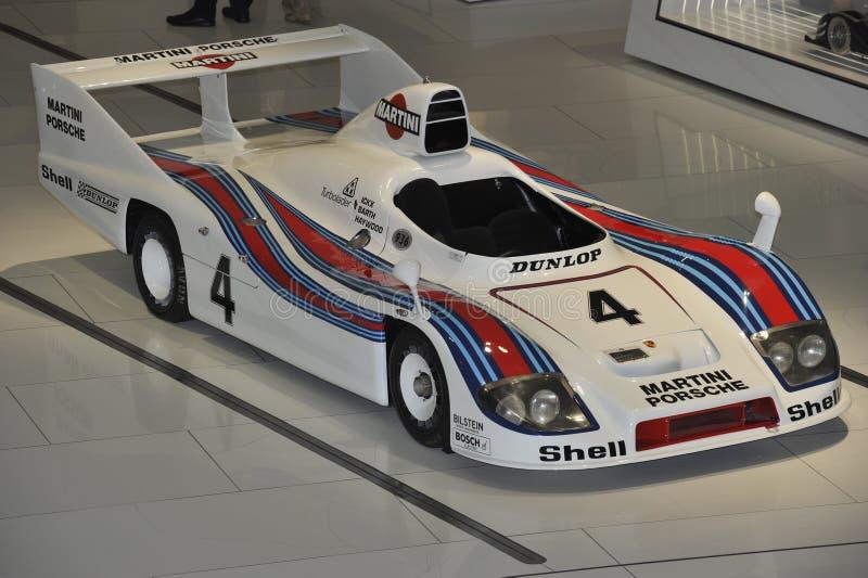 Porsche 936 Spyder lizenzfreie stockbilder