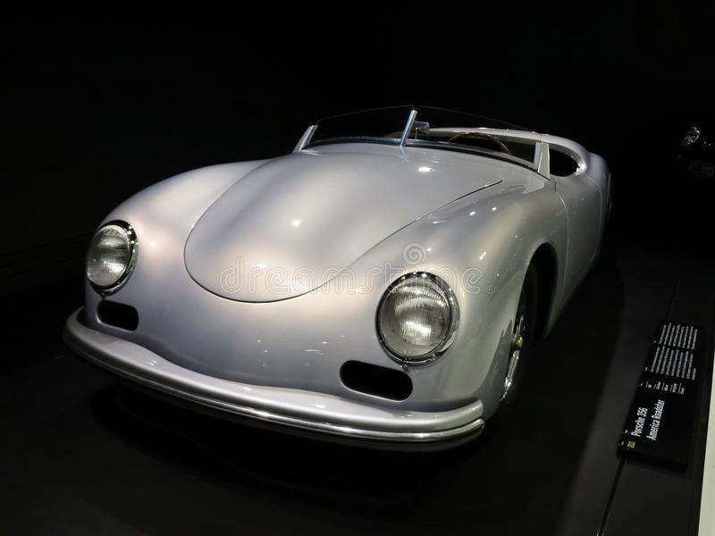 Porsche 356 Ameryka terenówka obrazy stock