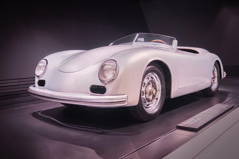 Porsche 356 Ameryka teren?wka obrazy stock