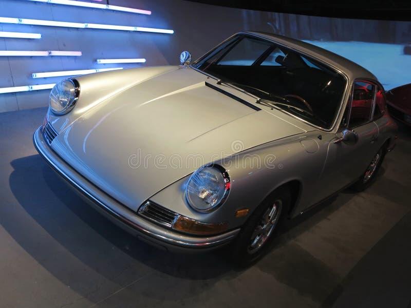 Porsche-Auto royalty-vrije stock foto