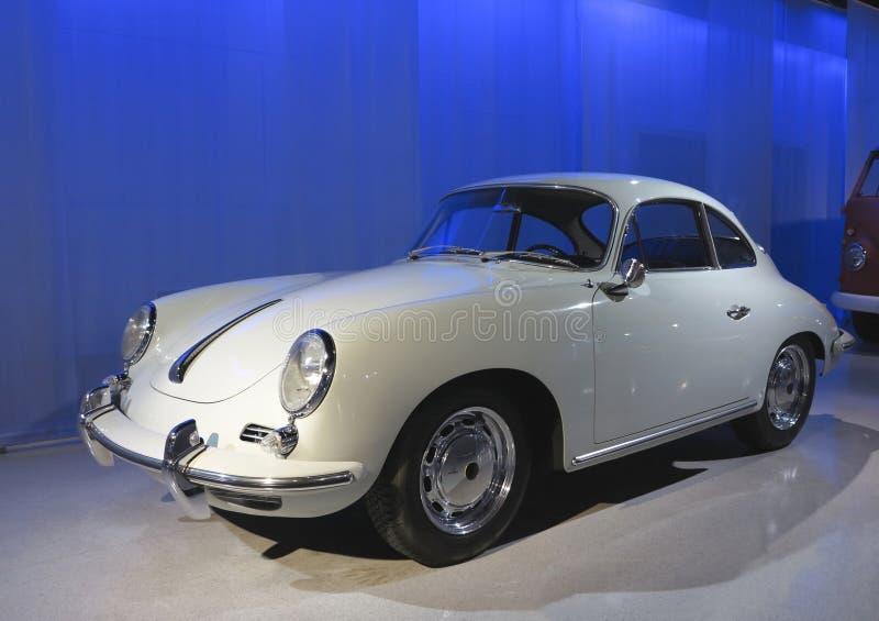 Porsche-Auto stock afbeeldingen