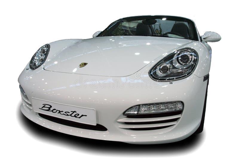 Porsche Boxster stock afbeeldingen