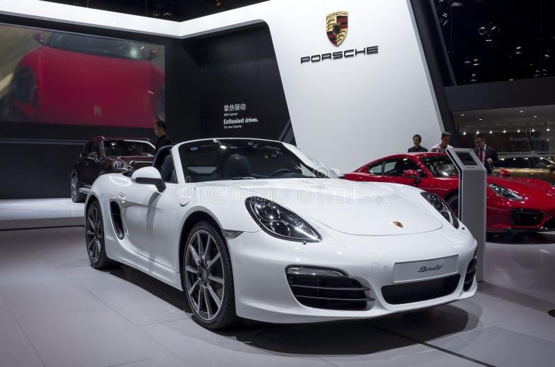 Porsche Boxster lizenzfreie stockfotografie