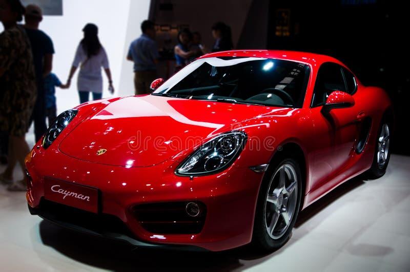 Porsche Caienna immagine stock