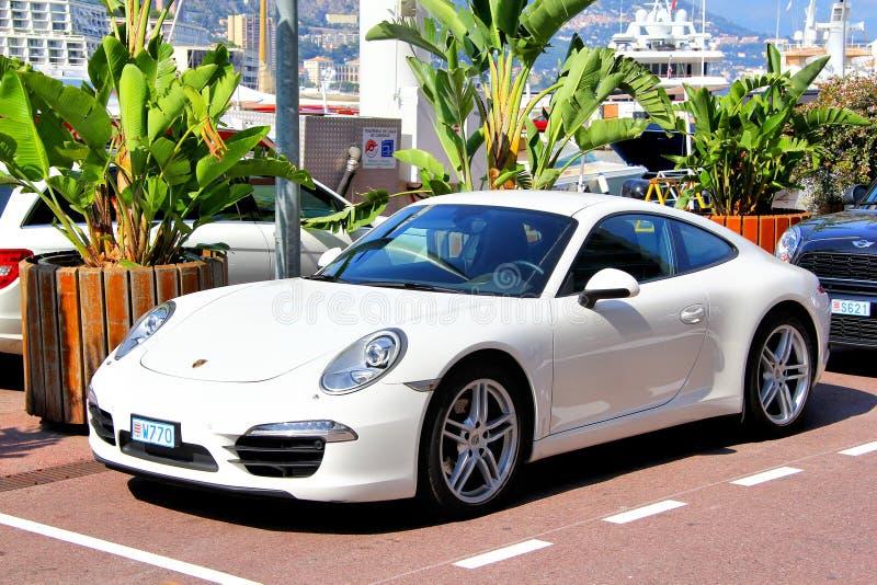 Porsche 991 911 Carrera lizenzfreies stockfoto