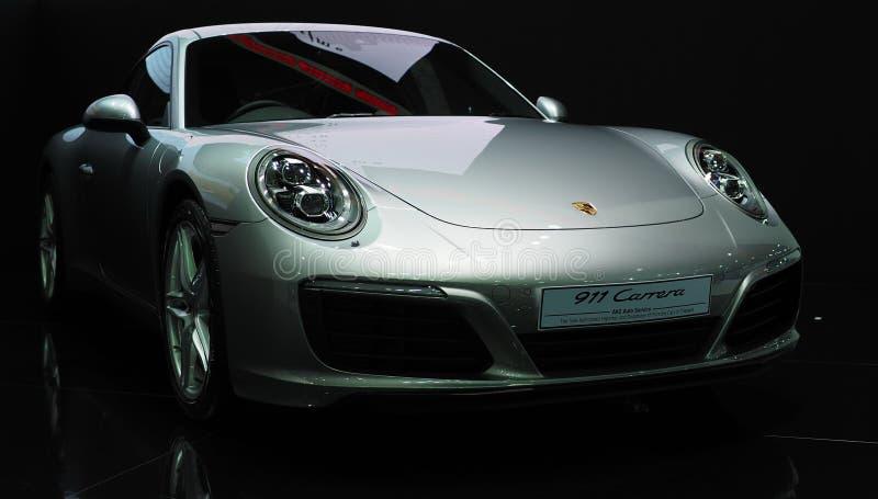 Porsche 911 Carrera royalty free stock photo