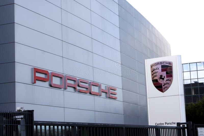 Porsche Company fotografía de archivo