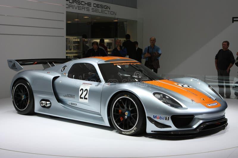 Porsche GT imagen de archivo libre de regalías