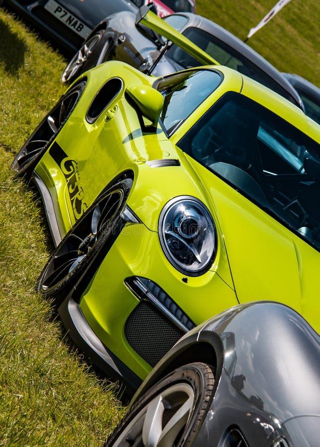 Porsche 911 GT3 RS fotografia royalty free